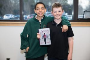 Pike School Author Visit